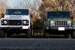 ランドローバーにする? ジープにする? ヘビーデューティな「4WD」アメリカVS英国対決!