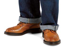 女子ウケNO.1ブーツ「ウイングチップ」のカッコいい履き方と残念な履き方。