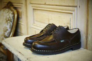 Paraboot(パラブーツ)の定番からレアものまで人気革靴13選。|名靴カタログ