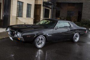 美しいボディが魅了する、1972年のフォード グラントリノ。