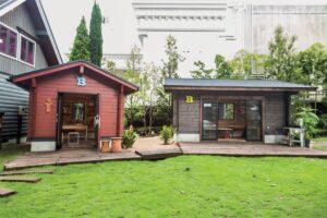 究極のテレワーク空間! 「BESS」の10平米ログハウスは趣味にも仕事にも使える!