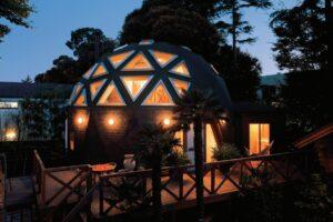 「BESS(ベス)」のドーム型ログハウス「BESSドーム」ってどんな家? 特徴と魅力を解説!